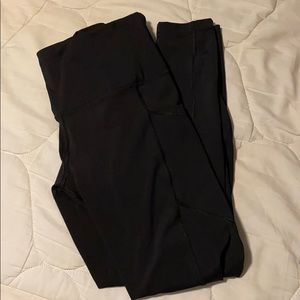 90 degree high rise workout leggings with pocket